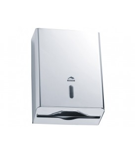 Distributeur essuie-mains Inox 304 pas cher & discount