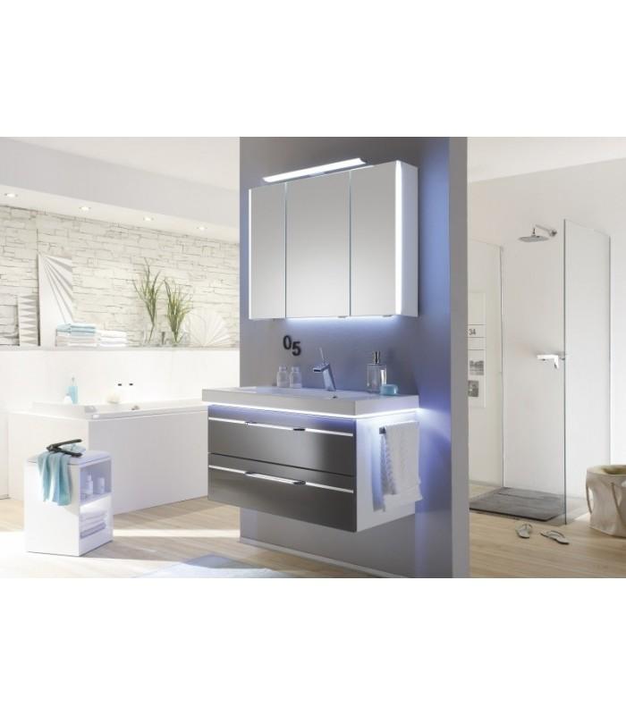 meuble suspendu salle de bain balto 92 4 banyo. Black Bedroom Furniture Sets. Home Design Ideas