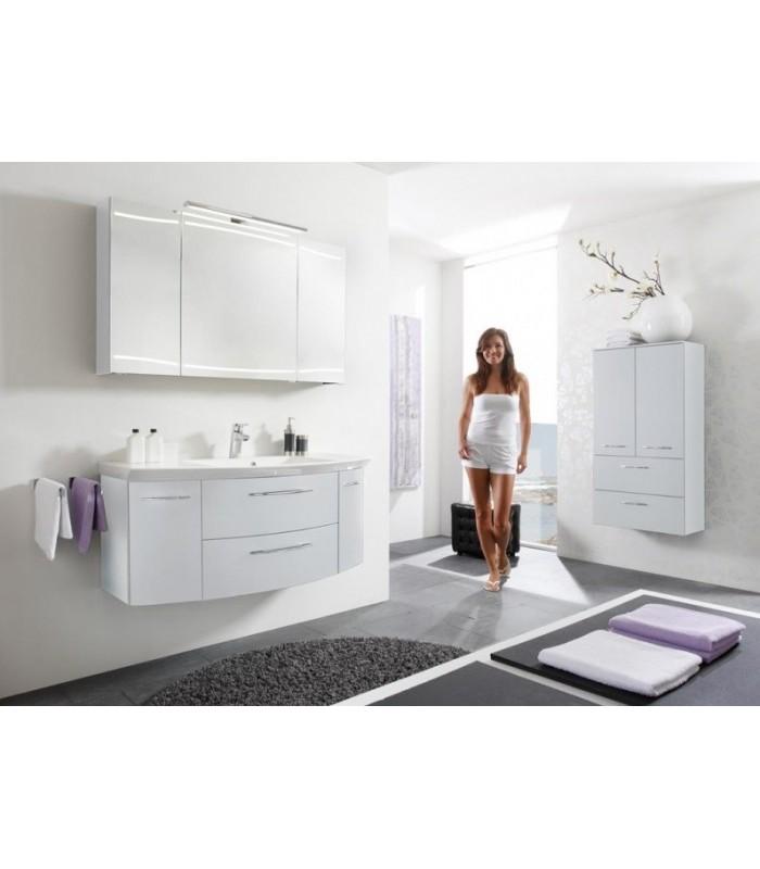 Meuble suspendu salle de bain cassca 141 banyo - Meubles salle de bain suspendu ...