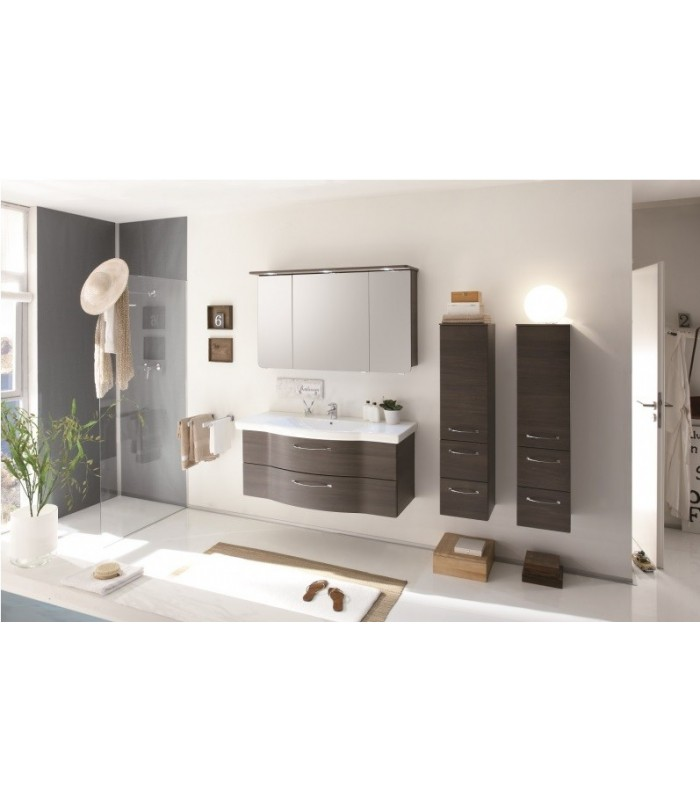 meuble suspendu salle de bain argona 122 banyo. Black Bedroom Furniture Sets. Home Design Ideas