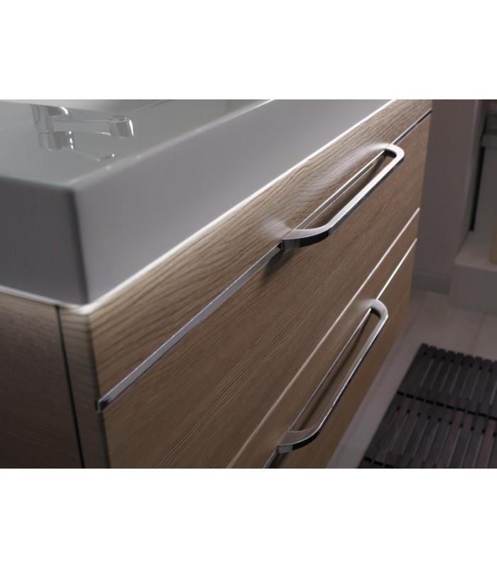 Meuble suspendu salle de bain balto 92 4 banyo for Meuble salle de bain suspendu