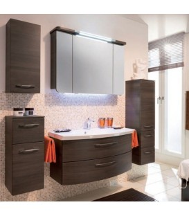 meuble suspendu de salle de bain pas cher. Black Bedroom Furniture Sets. Home Design Ideas