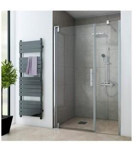 Barres de douche cabines colonnes parois receveurs for Paroi de douche fixe pas cher