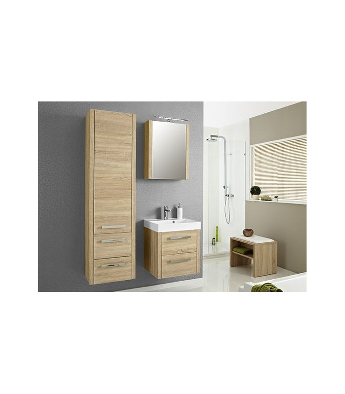meuble suspendu salle de bain lardo 50 banyo. Black Bedroom Furniture Sets. Home Design Ideas