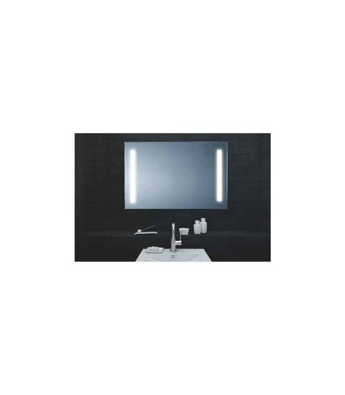 Miroir lumineux led bluetooth proxima 90 banyo for Miroir bluetooth 120