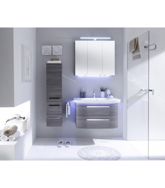 Meuble suspendu salle de bain contea 80 banyo - Meubles salle de bain suspendu ...