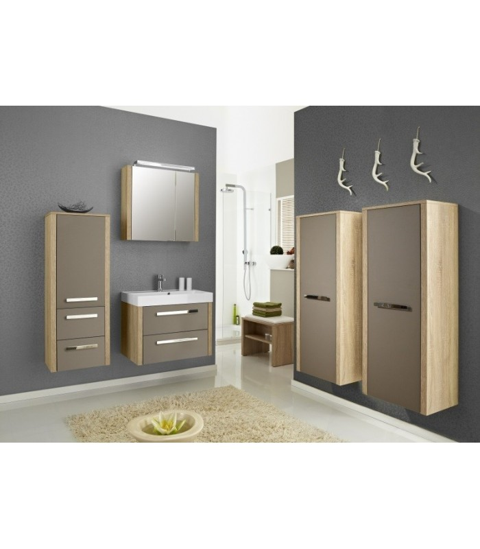 meuble suspendu salle de bain lardo 70 banyo. Black Bedroom Furniture Sets. Home Design Ideas