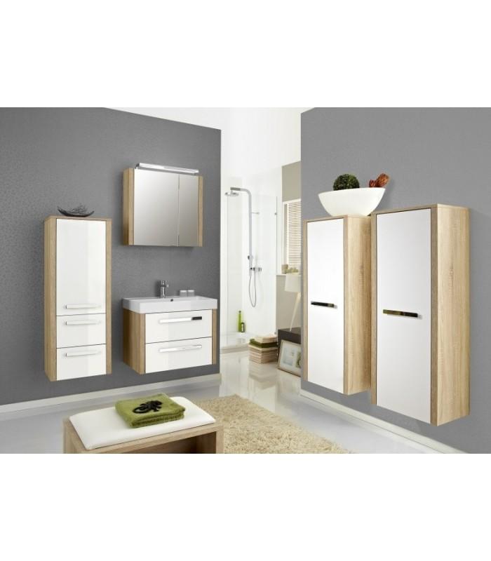 meuble suspendu salle de bain lardo 70 banyo. Black Bedroom Furniture Sets. Home Design Ideas