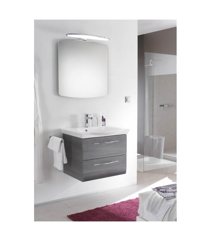 Meuble suspendu salle de bain vialo 66 banyo - Meubles salle de bain suspendu ...