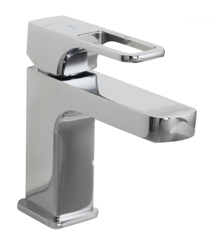Mitigeur domino banyo - Robinet lave main eau froide ...