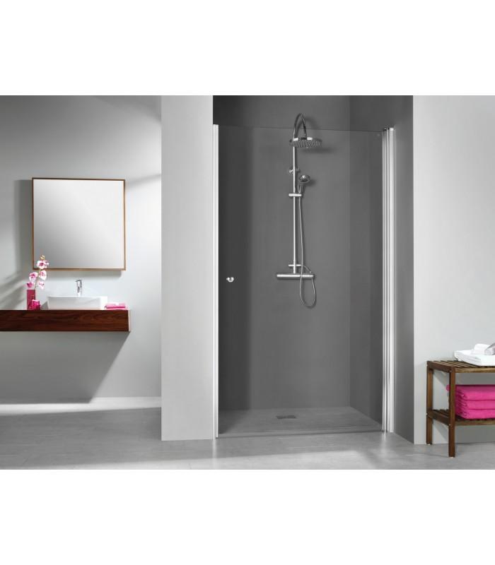 Elana porte pivotante banyo for Porte douche breuer