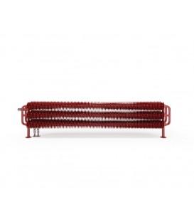 Radiateur Ribbon horizontal avec pieds pas cher & discount