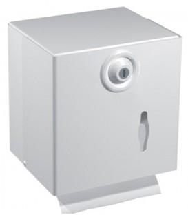 Distributeur de Papier Hygiénique Feuille et Rouleau PH MIXTE METAL pas cher & discount