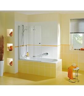 Paroi de douche paroi sur mesure paroi design paroi salle de bain banyo - Pare baignoire sur mesure design ...