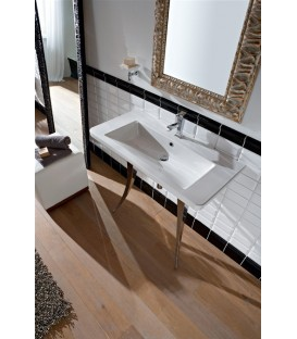 Lavabo Bufferly grande taille pas cher & discount