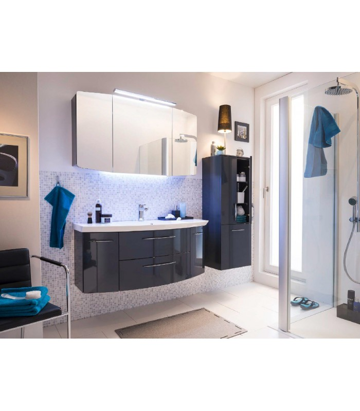 meuble suspendu salle de bain cassca 141 banyo. Black Bedroom Furniture Sets. Home Design Ideas