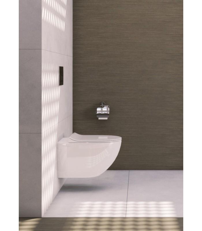 pack wc suspendu geberit sans bride mod le court banyo. Black Bedroom Furniture Sets. Home Design Ideas