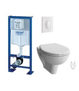 Pack WC suspendu Grohe pas cher & discount
