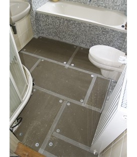 plancher chauffant tubes collecteurs outils isolants. Black Bedroom Furniture Sets. Home Design Ideas