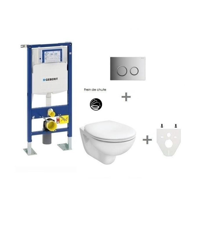 sanitaire toilettes pack wc suspendu complet pack wc suspendu geberit