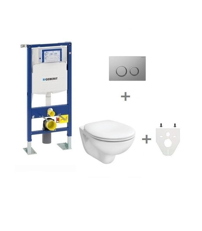 pack wc suspendu geberit autoportant banyo. Black Bedroom Furniture Sets. Home Design Ideas