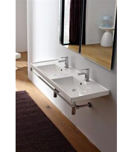 Lavabo double ML 120 pas cher & discount