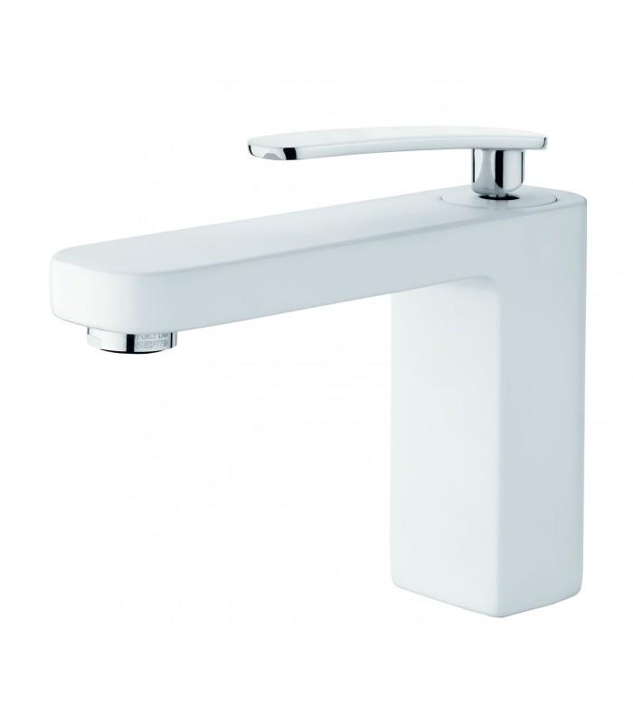 Mitigeur lavabo blanc  Banyo