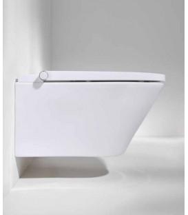 Pack toilette suspendu japonais Axent one pas cher & discount