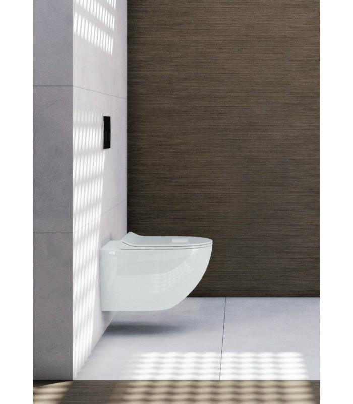 pack wc suspendu grohe daily 39 o sans bride banyo. Black Bedroom Furniture Sets. Home Design Ideas