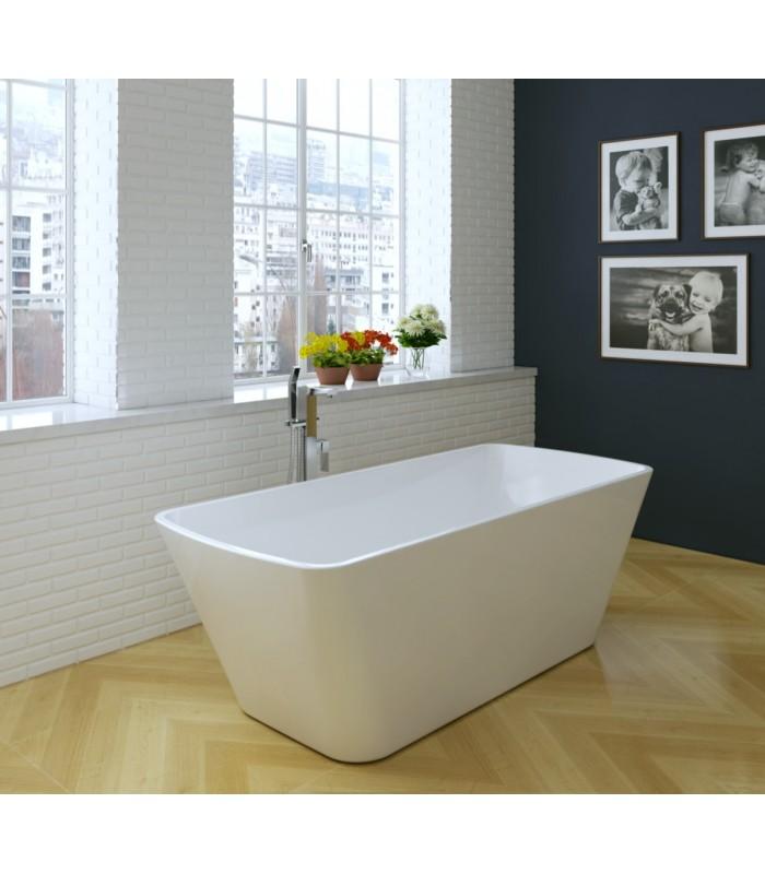 Baignoire ilot daily 39 c banyo - Baignoire ilot duravit ...