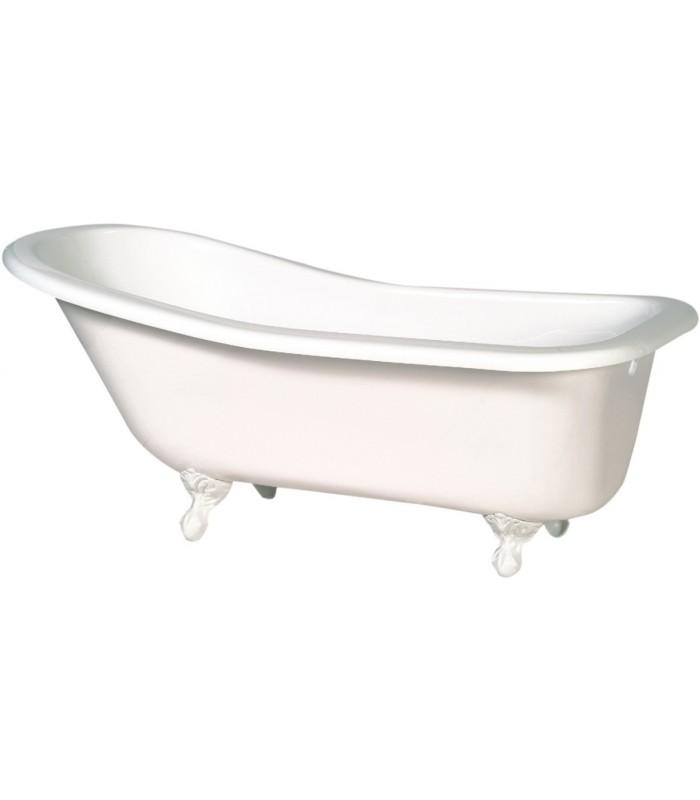 Baignoire ilot retro banyo - Baignoire ilot duravit ...